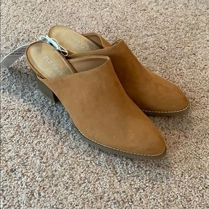 NWT Old Navy mules